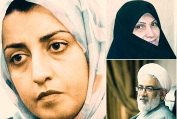 نامه زهرا ربانی به دادستان: اگر کسی با «اعدام» مخالفت باشد، مستوجب ده یا شانزده سال زندان است؟