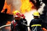 آتشسوزی در کمپ ترک اعتیاد زنان در قزوین؛ ۲۳ نفر دچار سوختگی شدند