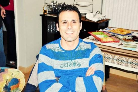 اعتصاب غذای غلامرضا شاهینی در انفرادی زندان گرگان