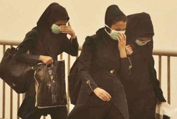 گرد و غبار در آبادان به ۱۰ برابر حد مجاز رسید