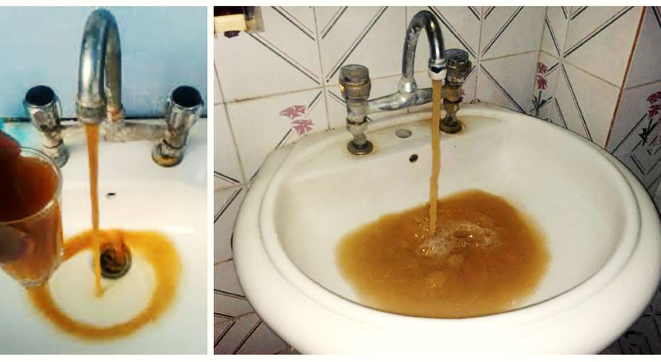 مردم در آبادان به جای آب، آب لجن استفاده میکنند؛ قطع برق در شهرهای خوزستان غیرقابل تحمل است