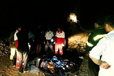 کشته و مجروح شدن پنج کارگر معدن سنگآهن بردسکن در حادثه کار