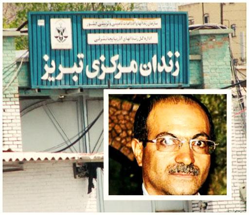 تداوم اعتصاب غذای رسول رضوی/ احضار و بازجویی توسط مسئولان زندان تبریز
