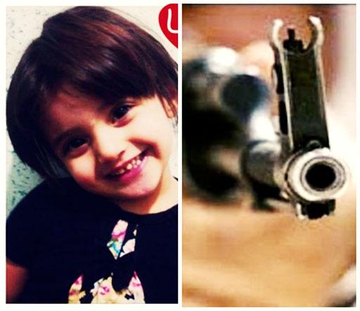 یک دختربچه سه ساله اهوازی با شلیک مستقیم نیروهای امنیتی کشته شد