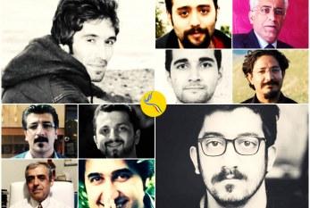 تهدید زندانیان سیاسی بند هشت اوین از سوی مسئولین حفاظت اطلاعات