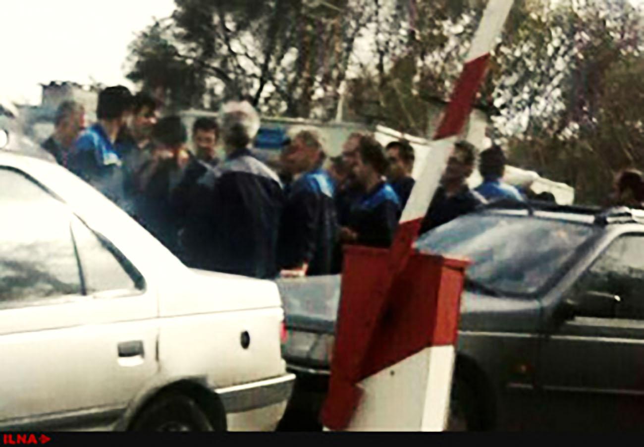 کارگران بلبرینگسازی تبریز اعتراض خود را از سرگرفتند