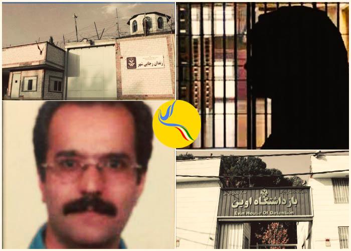صدور حکم تخلیه و مصادرهی منزل حسن صادقی و فاطمه مثنی، زوج در بند