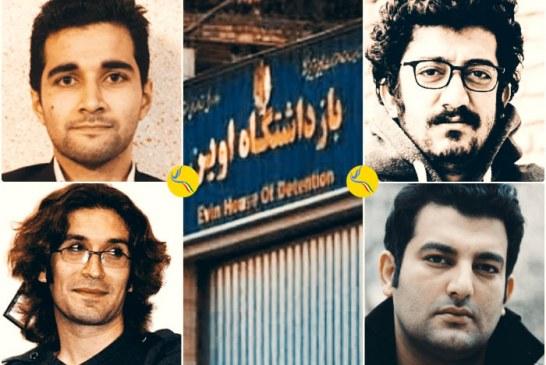 زندان اوین؛ تهدید و اعمال فشار بر زندانیان در اعتصاب غذا