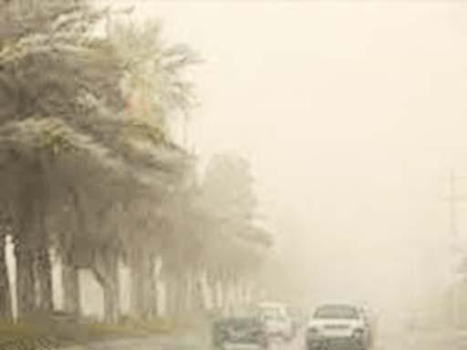 گرد و غبار در خرمشهر به ۳۳ برابر حدمجاز رسید