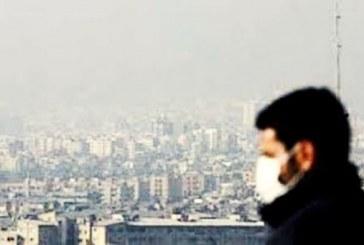 مرگ ۵۵۰۰ ایرانی بر اثر آلودگی هوا طی سال گذشته