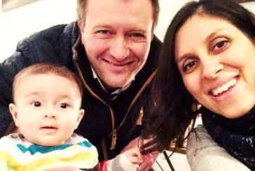 همسر نازنین زاغری زندانی شدن او را به بدهی چهلساله بریتانیا به ایران مربوط دانست