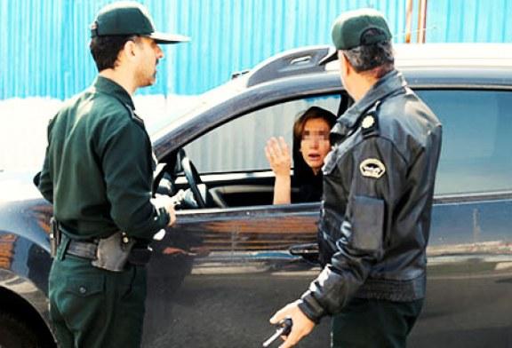 برخورد با بدحجابی و کشف حجاب در خودروها همچنان ادامه دارد