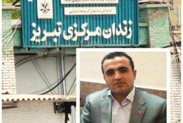 بازداشت بهنام شیخی جهت اجرای حکم حبس