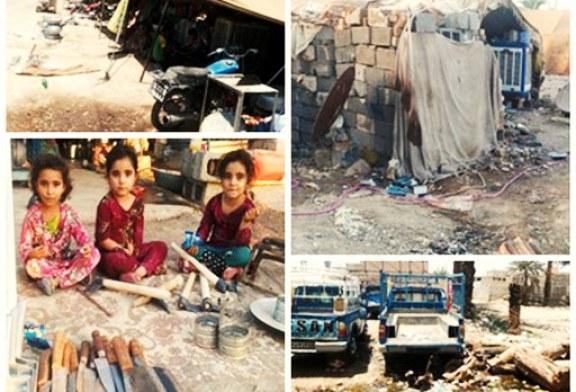 قصه بیپایان کولیها در ایرانشهر / مسئولان پاسخگو نیستند