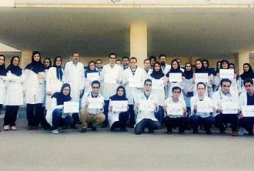 تجمع گسترده دستیاران پزشکی بیمارستانهای دولتی در تهران