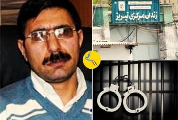بازداشت اسماعیل برزگری در تبریز/ اقدام به اعتصاب غذا