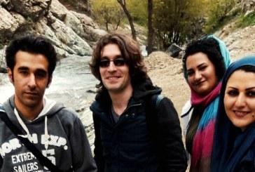 بازداشت امید علیشناس جهت اجرای حکم حبس