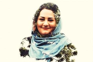 """آتنا دائمی از زندان اوین: """"فراموش نکنید که رمز ماست ایستاده مردن!"""""""