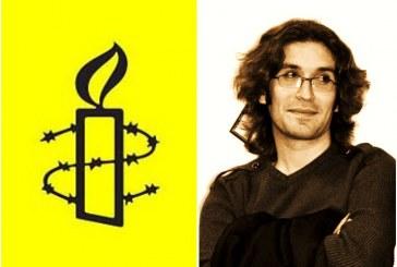 فراخوان عفو بینالملل: با تماس به سفارتخانه های ایران برای رسیدگی به وضعیت آرش صادقی اقدام کنید