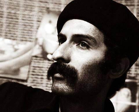 سعید شیرزاد در رجایی شهر؛ دوختن لب ها و اعلام اعتصاب غذا/ تصویر