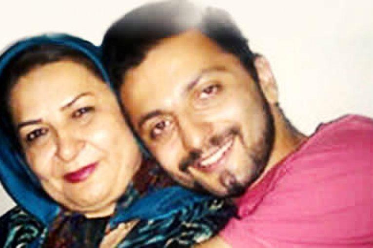 مادر علی شریعتی: پسرم اعتصاب غذای خشک کرده است