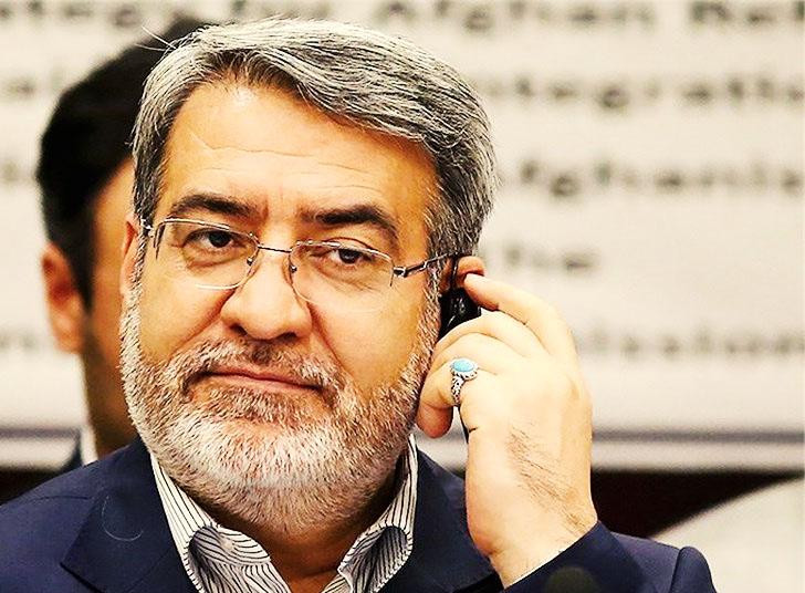 واکنش وزیر کشور به گورخوابی: این موضوع را نباید به نقطه ضعف نظام، دولت و مسئولان تبدیل کرد