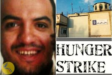 اغما و بیهوشی فواد رضازاده پس از بیست روز اعتصاب غذا؛ انتقال به بیمارستان