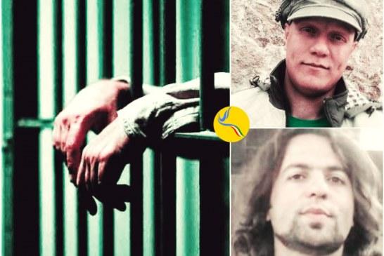 اعتصاب غذای دو فعال مدنی ملکانی در زندان مراغه