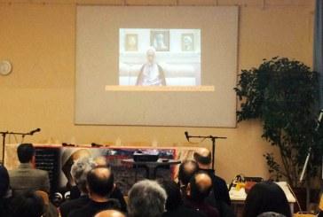 """""""چهار اشکال دادگاه ویژه روحانیت""""؛ پیام احمد منتظری به نشست «بررسی اعتراض به اعدامهای سال ۶٧»"""
