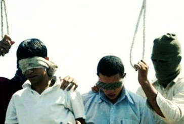 اعدام دو جوان در ملاءعام در تربت حیدریه