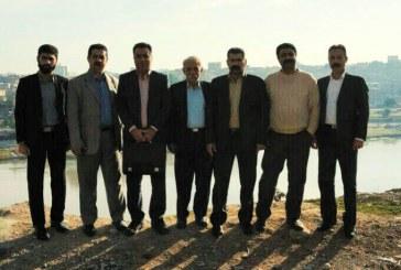 بازداشت پنج درویش گنابادى در دزفول