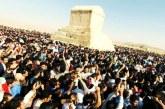 صدور حکم ۵۶ سال حبس برای سه شهروند بهدلیل حضور در تجمع مراسم روز کوروش