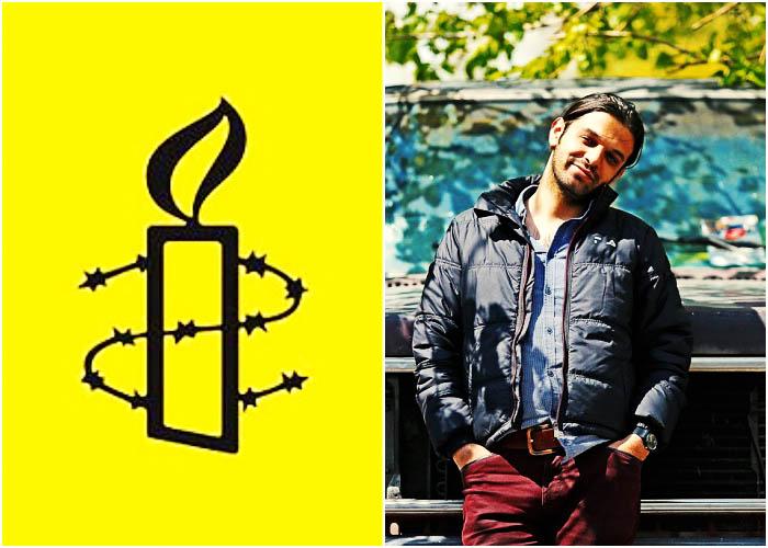 ابراز نگرانی عفو بین الملل در خصوص اجرای قریب الوقوع حکم شلاق فیلمساز ایرانی