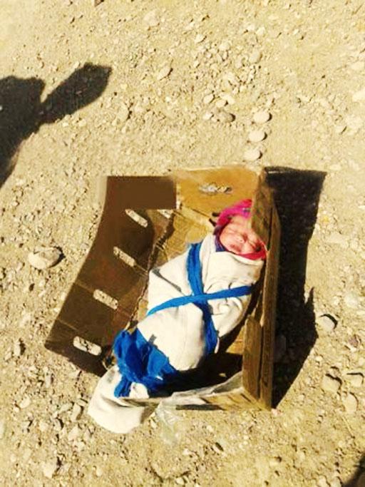 ماهانه ۶٠  نوزاد در مشهد رها میشوند