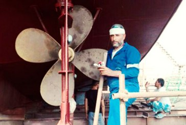 کشته شدن یک کارگر بر اثر سقوط در کارخانه کشتیسازی