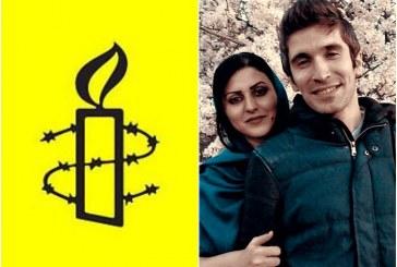 عفو بین الملل از «کارشکنی» مسئولان قضایی در انتقال آرش صادقی به بیمارستان به شدت انتقاد کرد