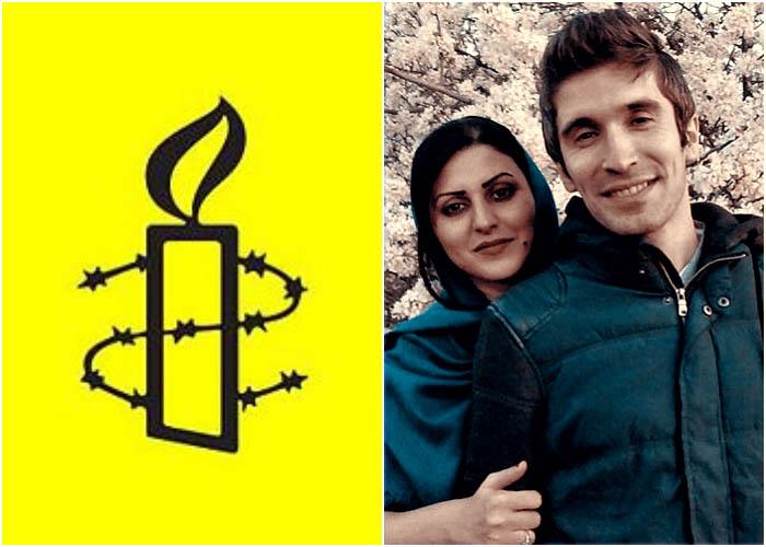 هشدار عفو بین الملل درخصوص اعتصاب غذای آرش صادقیو وضعیت جسمانی نامساعد وی