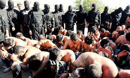 عملیات ضربتی پلیس مازندران علیه «اراذل و اوباش»