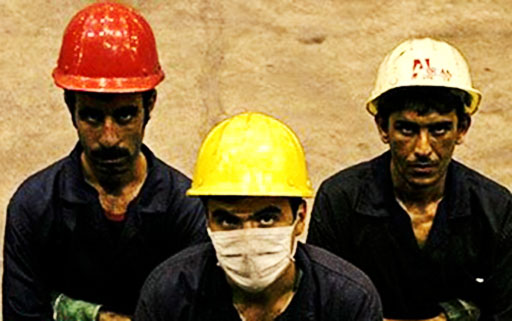 تداوم اعتراض کارگران معدن طزره