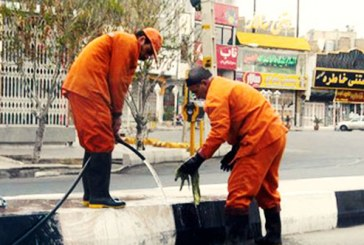 اخذ تعهدنامه از کارگران شهرداری شوشتر برای توقف اعتراضات