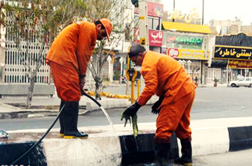 انتظار کارگران پیمانی شهرداری شوشتر برای دریافت معوقات مزدی