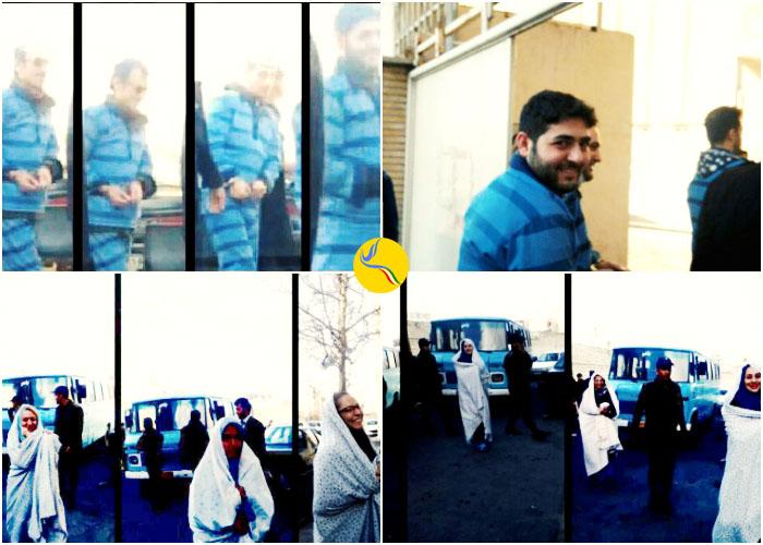انتقال تعدادی از بازداشتشدگان تجمعات عرفان حلقه به دادسرا