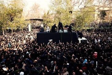 """بازداشت یکی از شرکت کنندگان مراسم تشییع اکبر هاشمی به اتهام """"سازماندهی تشنج و اغتشاش"""""""