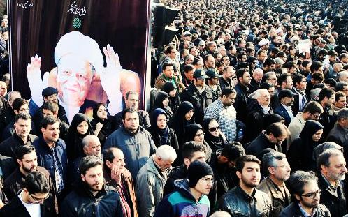 دستور «آزار جنسی سازمان یافته» در مراسم تشییع اکبر هاشمی را کجا صادر کرد؟