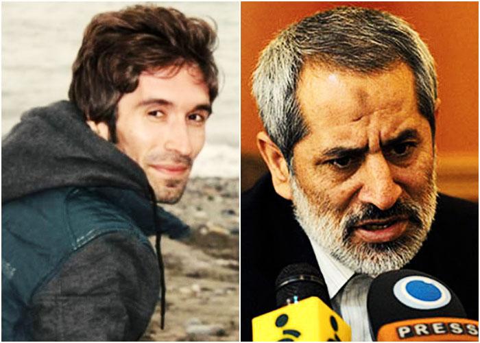 انتقاد دادستان تهران از اظهارنظر نمایندگان مجلس در مورد آرش صادقی