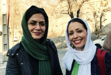 ریحانه طباطبایی از زندان اوین آزاد شد