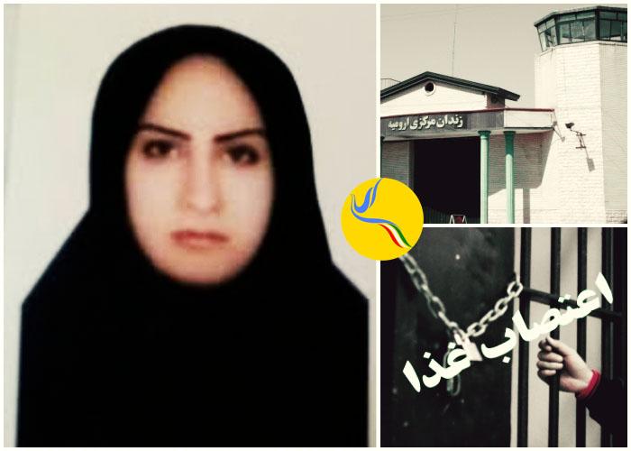 اعتصاب غذای زینب سکانوند، زندانی محکوم به اعدام در زندان ارومیه