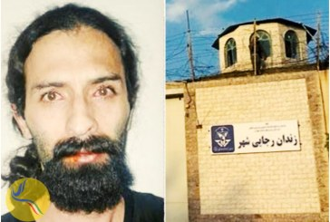 """نامهای از سعید شیرزاد در زندان رجایی شهر؛ """"به این اعتصاب ادامه میدهم"""""""