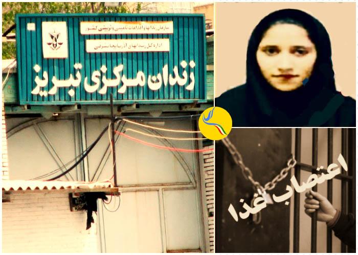 اعتصاب غذای یک زندانی سیاسی در زندان تبریز در اعتراض به بازداشت غیرقانونی یکی از اعضای خانوادهاش