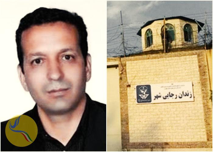 آزادی صالح کهندل از زندان رجایی شهر